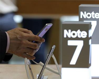 三星停售Note7机遇送给5家A股公