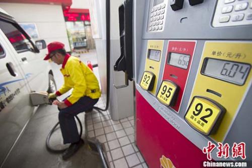 国内油价今日或年内第七次上涨