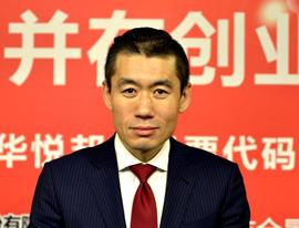 百华悦邦董事长刘铁峰网上路演推