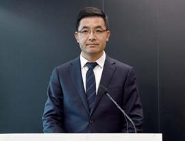 邮储银行董事长非执行董事张金良