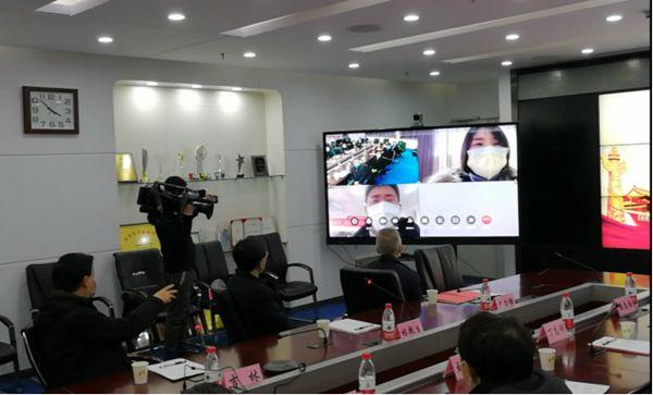 北京市政协主席吉林在东华软件调研指导新冠疫情防控和复工复产工作