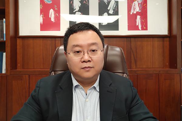 紫晶存储董事长郑穆网上路演推介致辞
