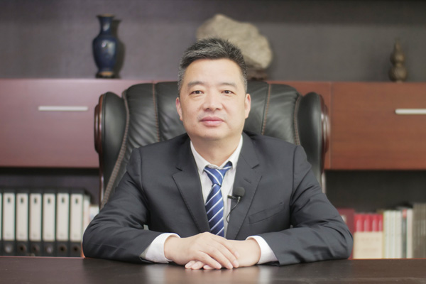 京源环保董事长 总经理李武林网上路演推介致辞