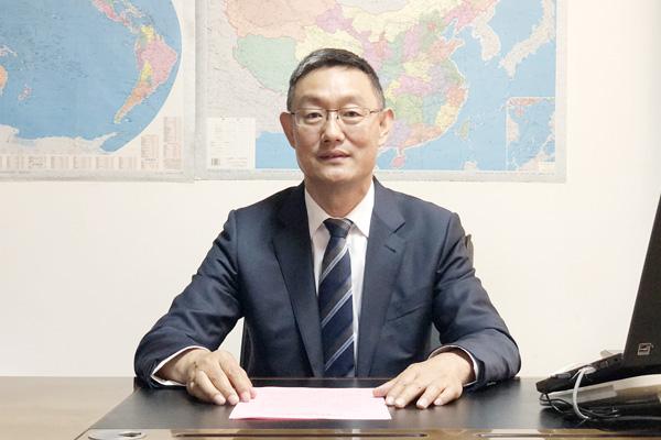 威奥股份董事 总经理卢芝坤网上路演结束致辞
