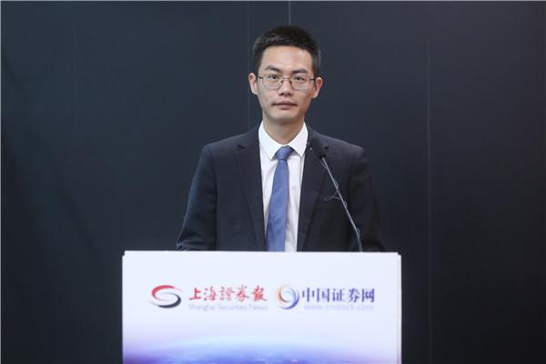 殷图网联网上路演 万联证券邵鸿波致辞