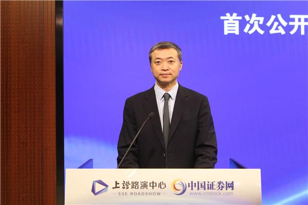 天臣医疗陈望东网上路演结束致辞