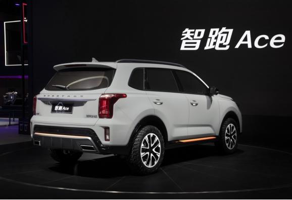 智跑Ace首秀 东风悦达起亚全明星阵容闪耀广州国际车展